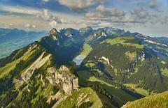 Alpstein, Switzerland (swissukue) Tags: alps alpstein mountains hoherkasten landscape sony a7 ilce7 switzerland flickrestrellas