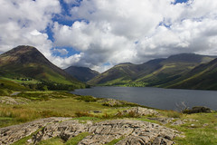 Wast Water (geaninak) Tags: wastwater wast water lake district cumbria summer hike walk green scafell pike