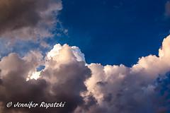 Clouds (3) (Bernsteindrache7) Tags: summer sony alpha 100 sky color clouds heaven himmel outdoor landscape blue