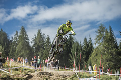 oneal vds 3 (phunkt.com™) Tags: uci dh downhill down hill mtb mountain bike world champ championship val di sole italy 2016 photos phunkt phunktcom keith valentine race final finals dust dusty