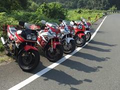 YZF750R&SP meeting 2016 (tangonokami) Tags: yzf750 5valves yamaha motorcycle superbike 90s 80s 750cc