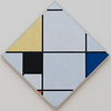 Lozenge Composition with Yellow, Black, Blue, Red, and Gray, 1921 (Jonathan Lurie) Tags: oil painting piet mondrian art museums modern museum chicago institute artinstituteofchicago artinstitute artinmuseums modernart oilpainting pietmondrian illinois unitedstates us photographsofart