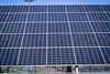 _DSC9506 (sayots) Tags: 首都圏外郭放水路 地下神殿 saitama kasukabe japan 太陽光発電 ソーラーパネル
