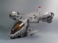 "AV-14 ""Hornet"" (N-11 Ordo) Tags: marine jackal chief halo xbox master elite reach grunt brute spartan vtol ordo n11 unsc odst av14 n7mereel n11ordo"