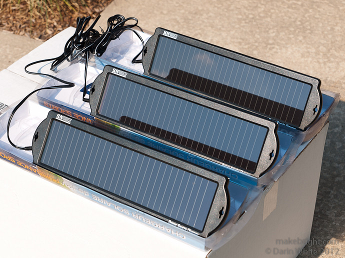 Solar USB Charger 004