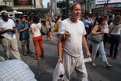 * (zlandr) Tags: street city nyc newyorkcity urban newyork manhattan candid olympus midtown 23 omd garmentdistrict em5 spnc streetphotographynow streetphotographynowproject chrisfarling zlandr instruction23