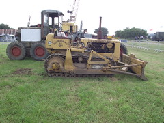 (sexyswindler) Tags: plant cat bulldozer