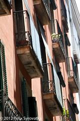 Barcelona Fassade (Free Rainer) Tags: barcelona stand spain barca urlaub inga sonne liebe spanien barcelone 2012 sonnenschein katalonien