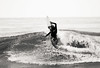 Surf in B&W (Laurent_Imagery) Tags: ocean california sea beach water sport coast sand nikon surf pacific action surfer board wave competition surfing d200 sanclemente swell wetsuit sanonofre