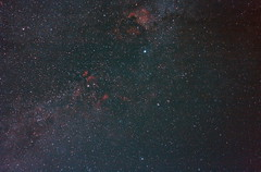 Deneb and Sadr Region (DustinScriven) Tags: park party sky canon wonderful butterfly way stars photography rebel 50mm prime star unmodified swan focus long exposure shoot space tripod deep pelican astro stack mount h observatory galaxy nebula astrophotography fox orion physics astronomy ha t3 alpha f18 18 region milky sadr dss constellation celestron regions deneb cygnus stacker nebulae halpha ssag autoguider Astrometrydotnet:status=solved Astrometrydotnet:version=14400 Astrometrydotnet:id=alpha20120960793078