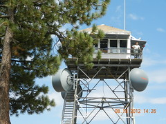 Breckenridge Mountain & Fire Lookout Tower Photo