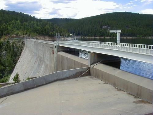 Photo - Barker Dam