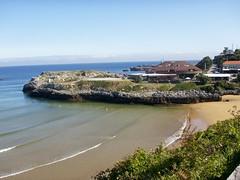 Playa Arenillas, Islares