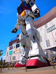 P8263008 (keaton.pan) Tags: japan  odaiba gundam