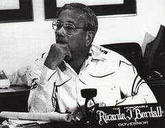 Gov. Bordallo in Office