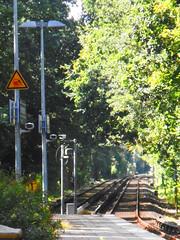 Railroad (alvarosa) Tags: station hamburg bahnhof gleis railtrack