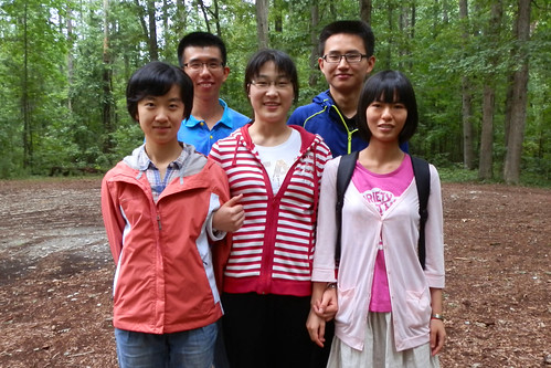 Duke-Shandong Students