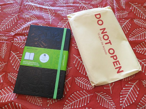 Evernote ETC: Evernote Smart Moleskine Notebook