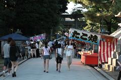 Kyoto Small Street (Norio.NAKAYAMA) Tags: street summer japan kyoto   kitano   machiya  imadegawa karasuma   kamishichiken enma  maruta    25