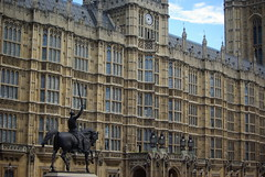The Palace of Westminster (CraigMoulding) Tags: london architecture thepalaceofwestminster