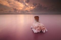 Salt (Carlos J. Teruel) Tags: sunset tokina nubes lightroom marinas d300 lr4 xaviersam singhraydarylbensonnd3revgrad carlosjteruel