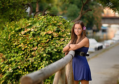 By the Harbor (diamante67) Tags: light portrait italy senior eyes natural teen 70200mm d90 directionallight