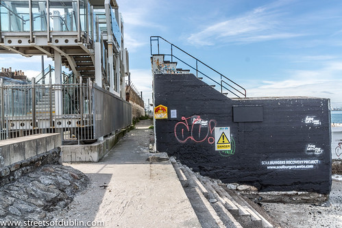 Blackrock Baths Are To Be Demolished (Ireland)