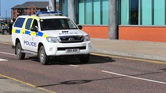 Merseyside Port of Liverpool Police vehicle (sab89) Tags: traffic 4x4 police toyota vehicle aoh merseyside polp hilux dk11 portofliverpoolpolice dk11aoh
