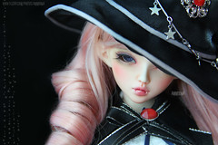 be witched, be mine. (Dancing*Butterfly) Tags: mod doll witch vampire caroline chloe elf bjd fairyland mnf minifee