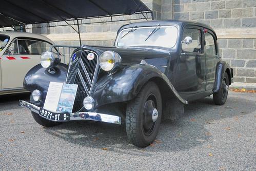 Citroën, 11BL (France, 1937)