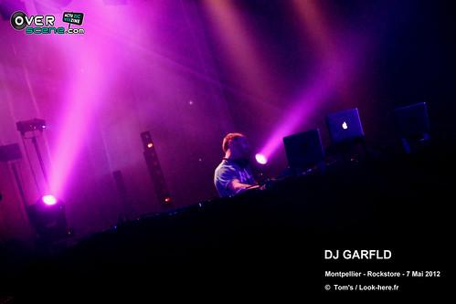 DJ GARLFD @ Rockstore - Montpellier - 1LOGO
