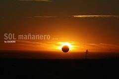 SOL maanero ... (marioadaja) Tags: sol maana amanecer seal trafico maanero ltytr1 cachero