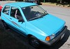 Ford Festiva (D70) Tags: canada ford bc burnaby festiva