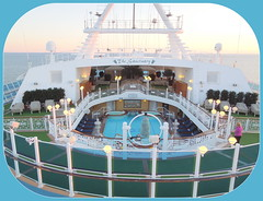 ocean new york city travel cruise party vacation canada port square relax fun boat ship princess manhattan atlantic times mcclure counselman
