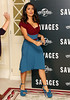 Salma Hayek Savages photocall held at The Mandarin Oriental London, England