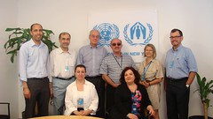 UNHCR News Story: UN translators in New York raise funds for Syrian refugees (UNHCR) Tags: lebanon newyork news unitedstates tunisia palestine refugees egypt middleeast staff morocco help aid u unitednations syria northamerica senegal libya information fundraising protection assistance unhcr burkinafaso visibility newsstory emergenyc humanitariancrisis unrefugeeagency thesudan unitednationshighcommissionerforrefugees syrianrefugees
