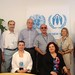 UNHCR News Story: UN translators in New York raise funds for Syrian refugees