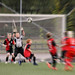 Spännande fotbollsmatch Färjestaden - Möre