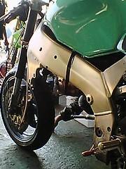 YZF750SP - engineless