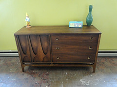 Mid Century Modern Brasilia Credenza (Circa Furniture) Tags: vintage furniture retro danish brasilia credenza midcenturymodern mcm broyhill eamesera