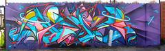 Asie (Asie) Tags: graffiti asie wildstyle quilpue fros