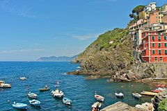 2016-07-04 at 13-46-04 (andreyshagin) Tags: riomaggiore italy architecture andrey shagin summer nikon d750 daylight trip travel town tradition beautiful