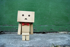 Handsome (acetilsaliclico) Tags: japan toy danbo