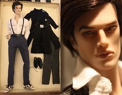 For Sale: Hunky Dreams Giftset Edward SOLD (em`lia) Tags: fashionroyalty fr homme male doll ken fashion clothes shoes ooak repaint emiliacouture
