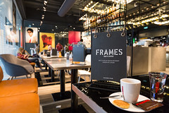 IMG-30-07-2016-2072 (jonnygg1) Tags: travel amsterdam airport bar coffee art relax aeroporto caff arte