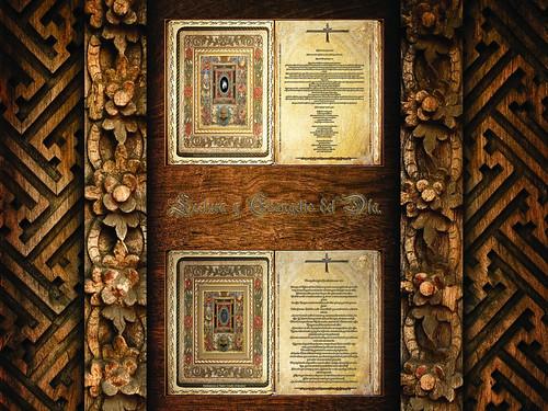 Lectura y Evangelio 17 Agosto 2016 .(†Dedicado  al P.Cotallo)