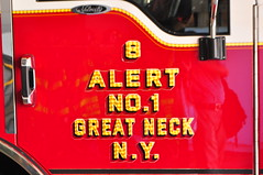 Alert Fire Company Engine 828 (Triborough) Tags: ny newyork nassaucounty greatneck afc afc1 alerfirecompany alertfirecompanyno1 firetruck fireengine engine engine828 pierce velocity