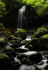 waterfall of CAPAT (8 eme ART) Tags: 2016 france skate auvergne cantal capat cascade concours eau filet light paysage vacance landscape waterfall
