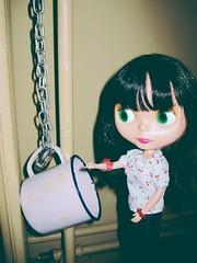 300/366 Alan Turing's mug (sozzielou) Tags: edna 365blythe bletchley park alan turing mug cup chain radiator