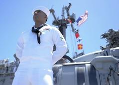160829-N-GZ228-066 (U.S. Pacific Fleet) Tags: boxarg13meu16 ussboxerlhd4 amphibiousreadygroup 13thmarineexpeditionaryunit 13thmeu usnavy cpr1 usmarines usarmy pearlharbor hawaii usa